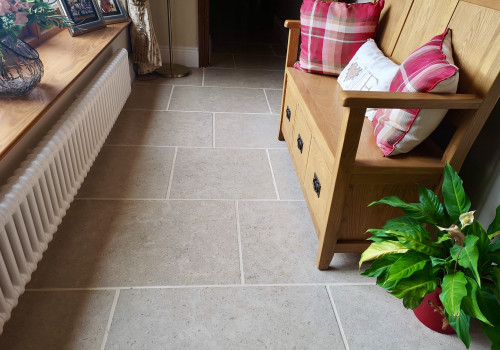 Natural Stone Flooring - Gallery Image