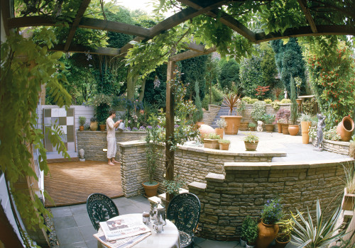 Gardens are a  primary part of Staycations - Gallery Image