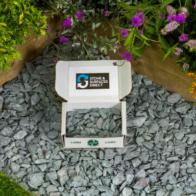 Lakeland Green Slate Chippings 20 MM thumbnail