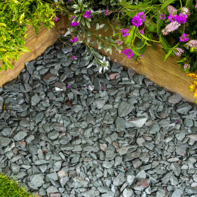 Lakeland Green Slate chippings 20 MM