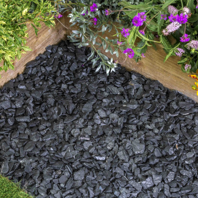 South Lakeland Blue Slate chippings 20 MM