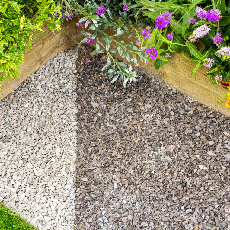 South Lakeland Dove Grey Chippings 10 MM