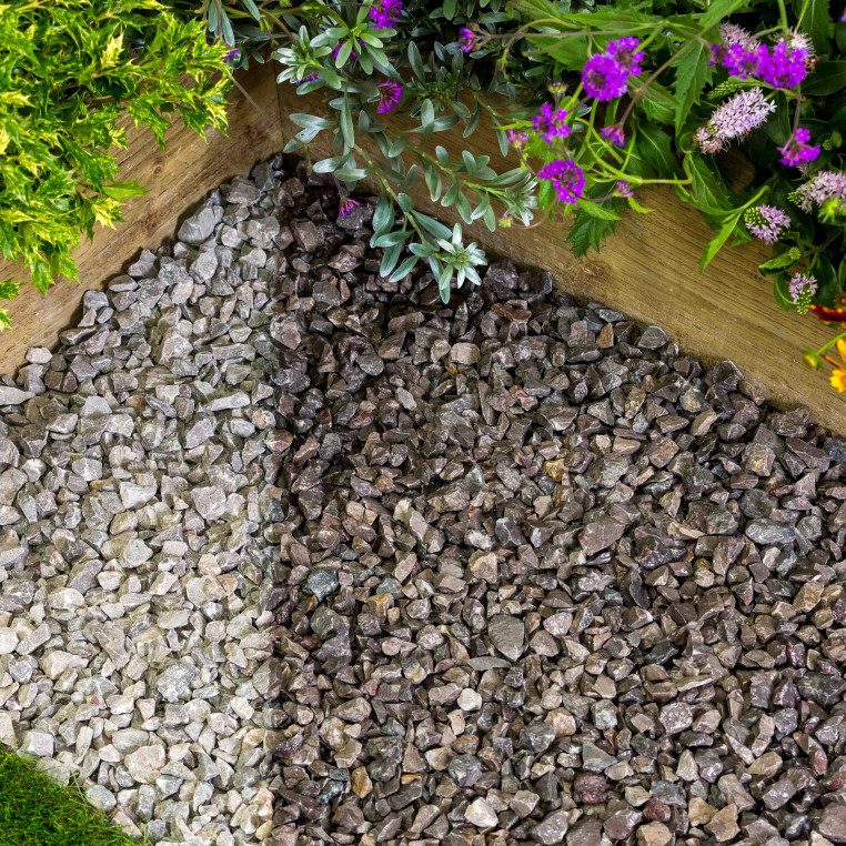 South Lakeland Dove Grey Chippings 20 MM