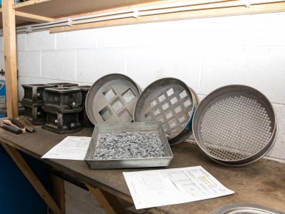 Quality Control & Testing of Decorative Aggregates