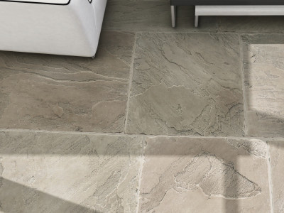 Paving Tiles For Interior Spaces