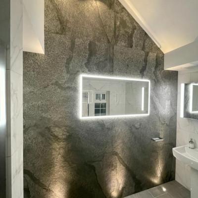 Natural Slate Veneer - Silver Shine Slate Wall Cladding thumbnail