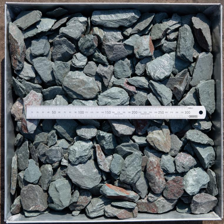 Lakeland Green Slate Chippings 40 MM