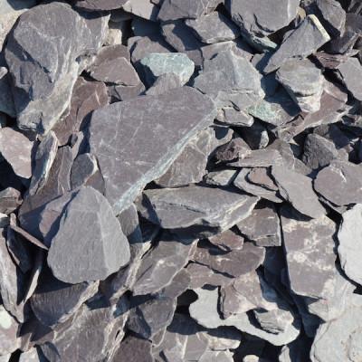 Plum Slate chippings 40 MM thumbnail