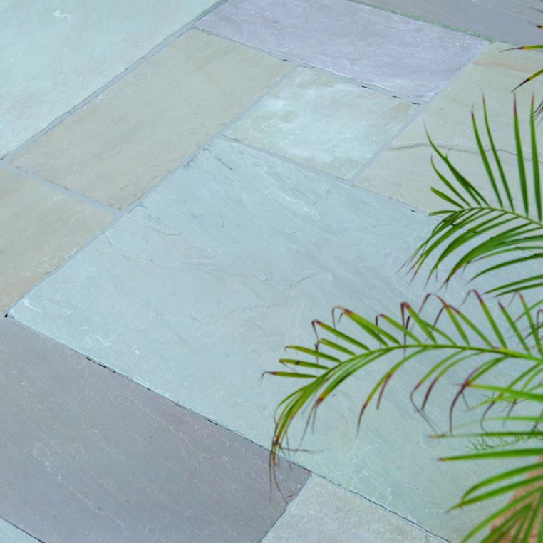 Uncalibrated Raj Blend Sandstone