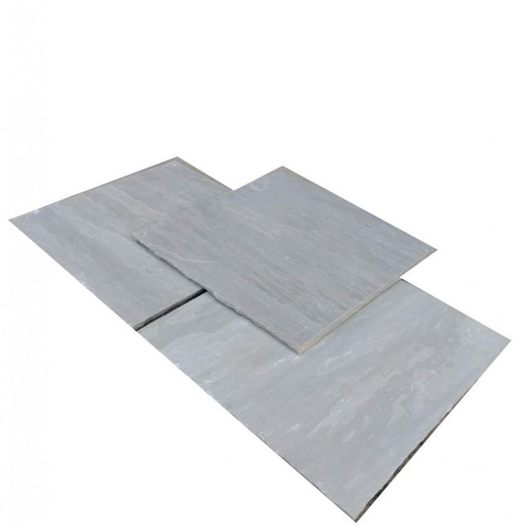 Calibrated Riven Grey sandstone
