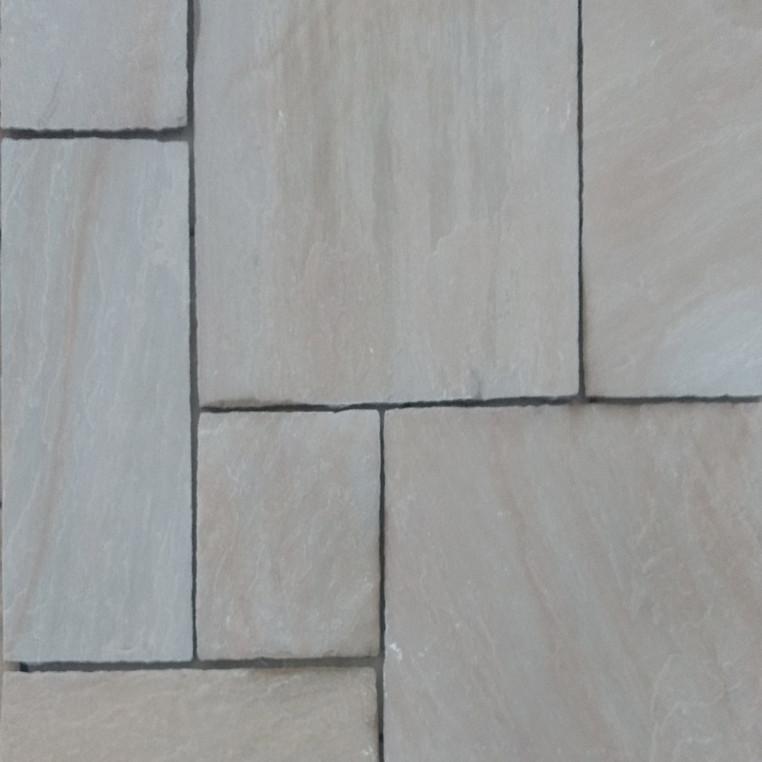 Tumbled  Buff sandstone
