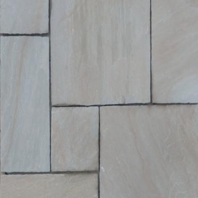 Tumbled  Buff sandstone thumbnail