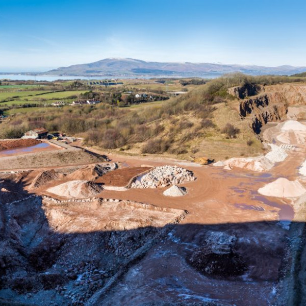 Goldmire Quarry